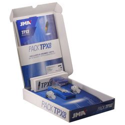 JMA PACK TPX8 INCLUYE INCLUDER Software JMA TPX8 Pro、TPX8 CRYPTO COPY、Video Tutorial HH30202015
